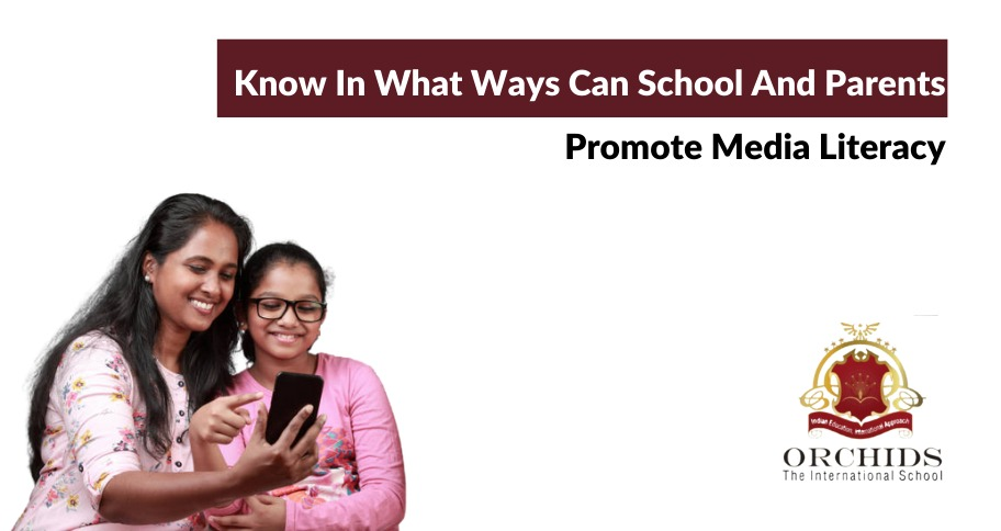 How Schools and Parents Can Promote Media Literacy