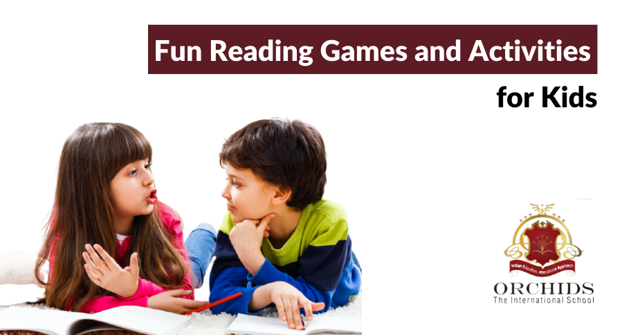 5 Fun Reading Games for Kids