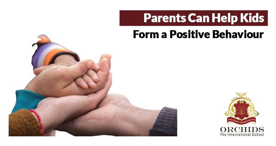 How to Promote Positive Behavior in Children?