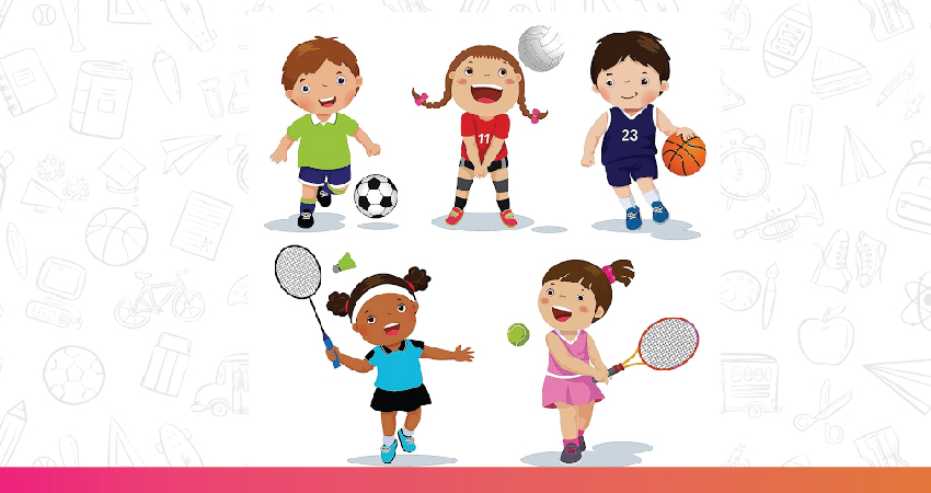 one new year's resolution for kids should be to stay involved in physical activities