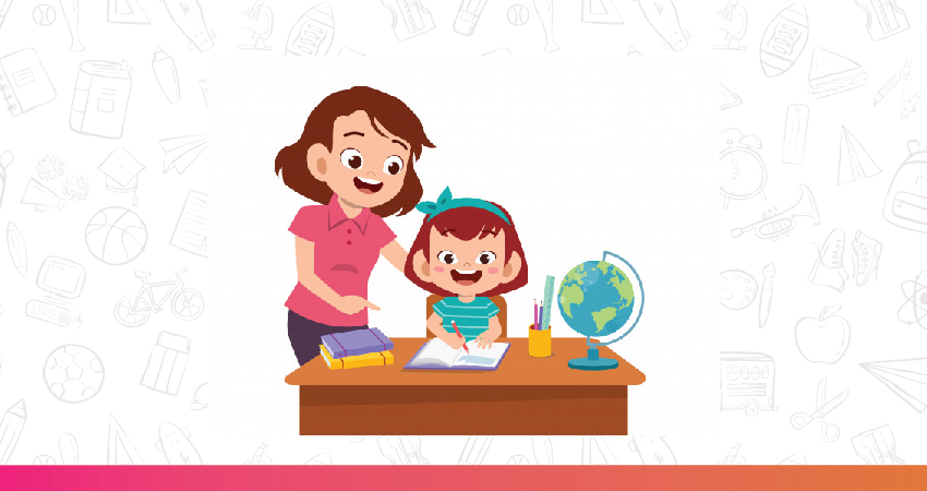 one new year's resolution for parents should be to help thei kids in studies