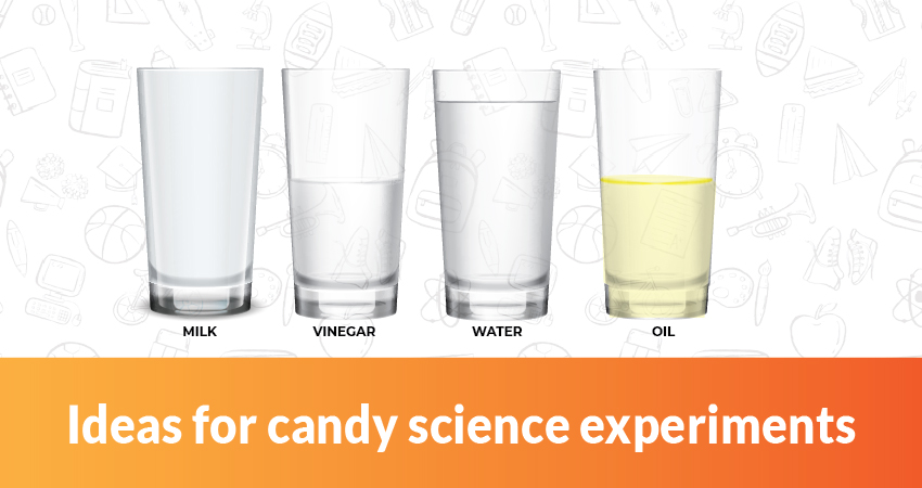 6 Candy Science Experiments for Kids
