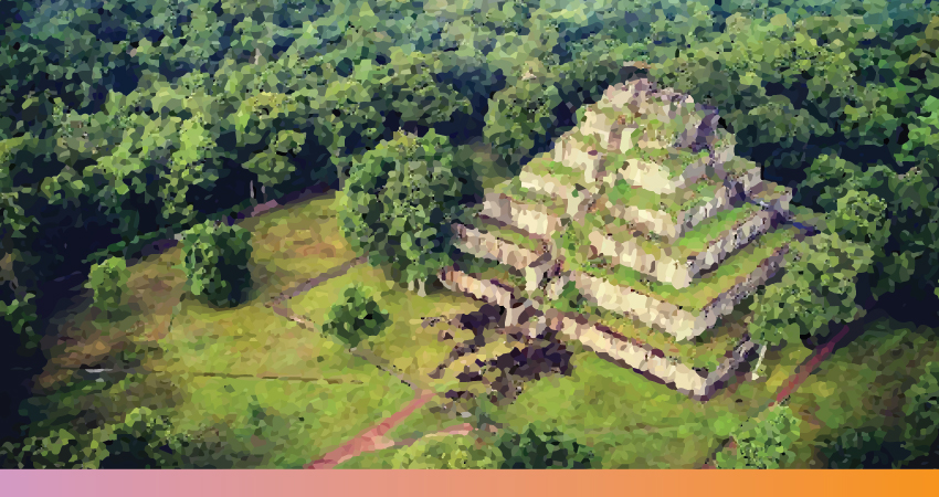 Prang pyramid structure is the most beautiful lingam in the History of Pyramids