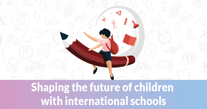 Shape the Future of Children with Schools in Mumbai