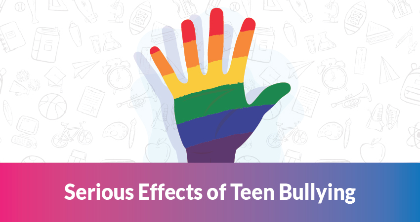 Serious Effects of Teen Bullying