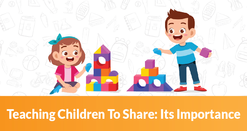 13 ways to teach your kid the importance of sharing