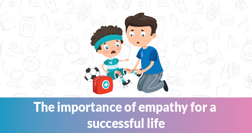 How empathy in kids helps them succeed?