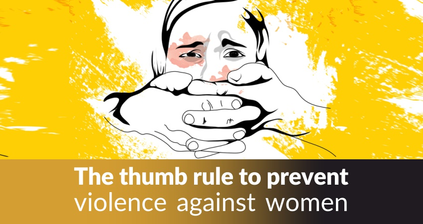Preventing violence against women: teaching children about respect