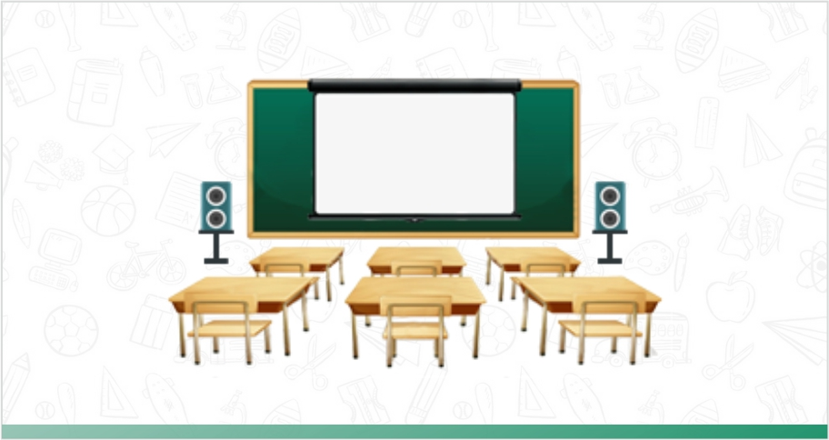 Audio and Video in a classroom