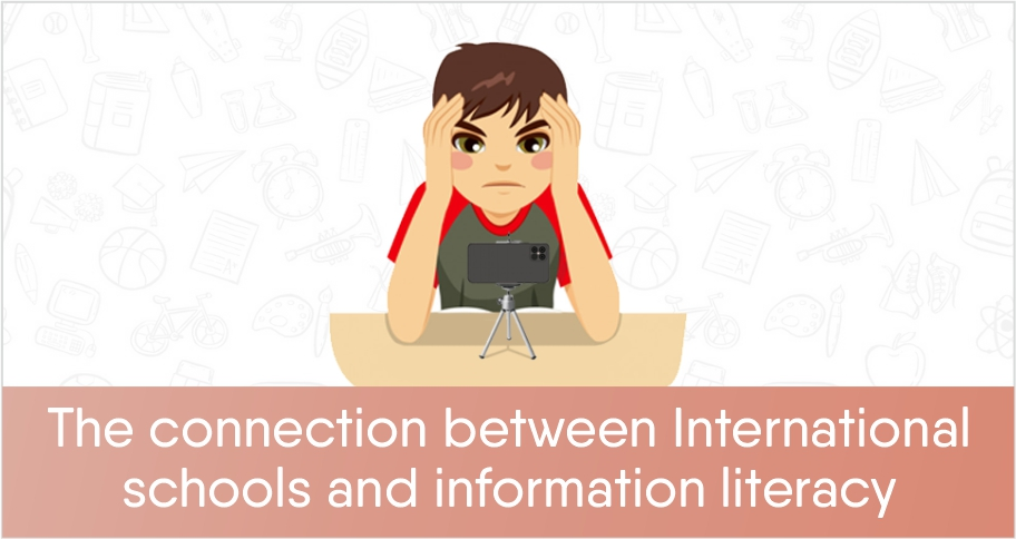 5 Reasons Why Every International School in Borivali Believes in Information Literacy!