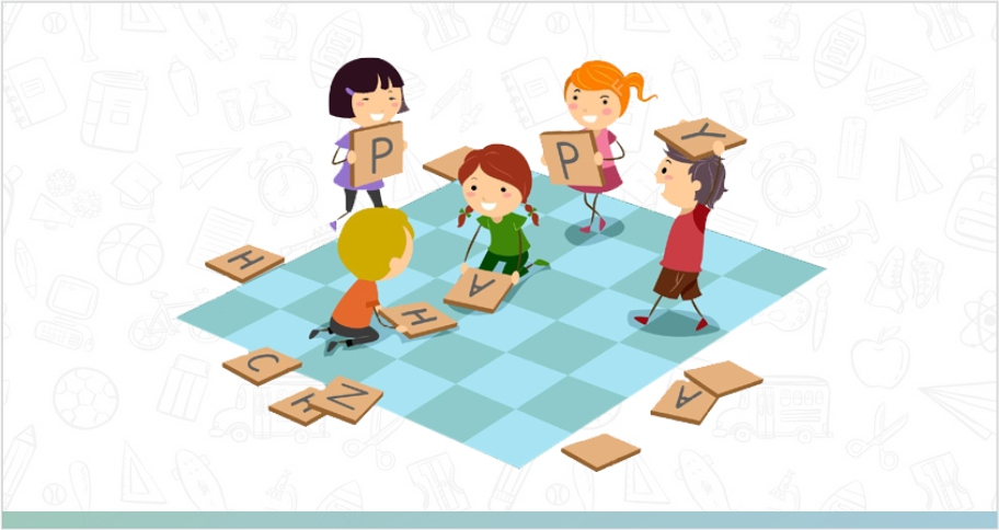 word games that help them improve their vocabulary