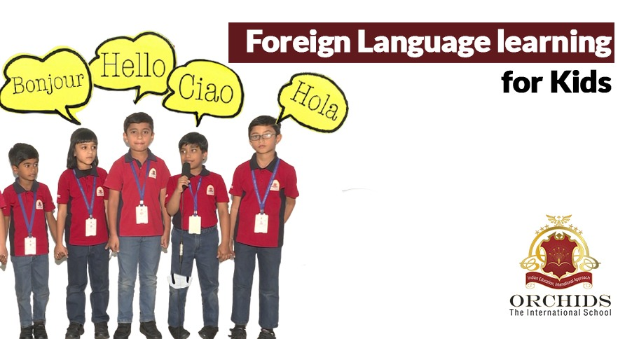 How to Teach Your Kid A Foreign Language