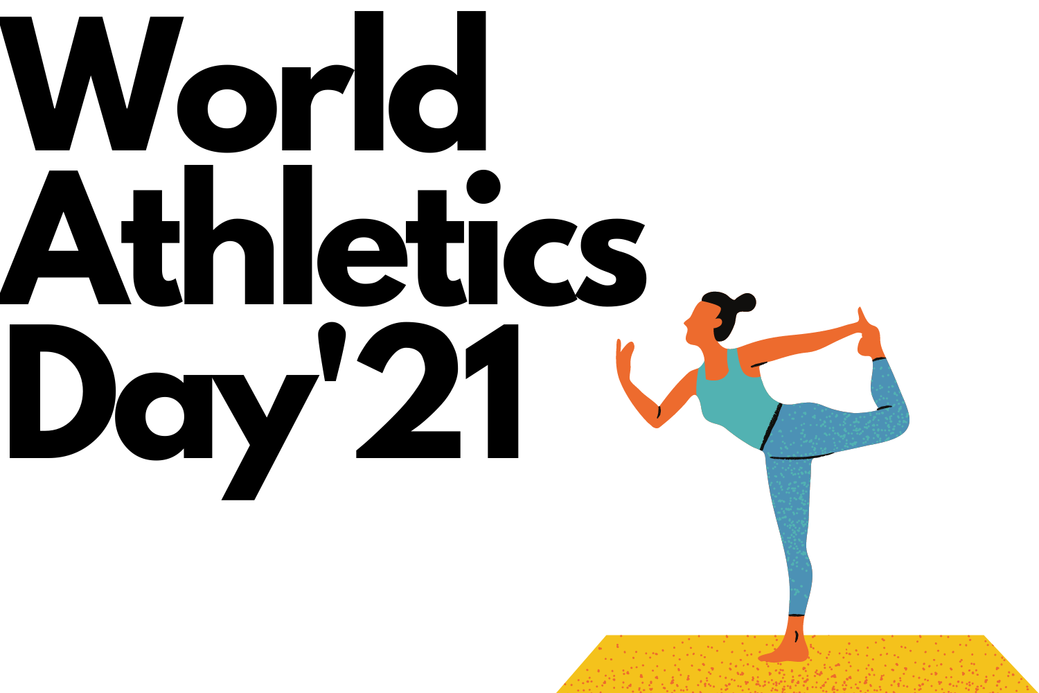 World Athletics Day'21 – A Day to Celebrate Physical Health