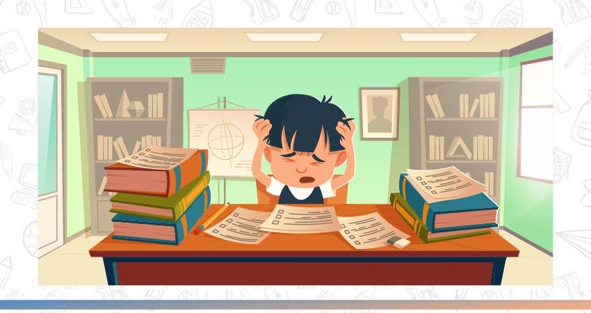 Dyslexia can make school harder