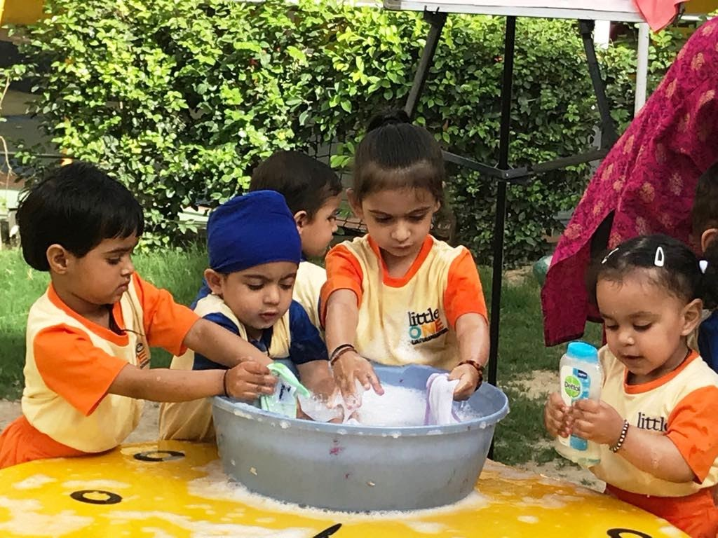 experiential learning helps children think independently
