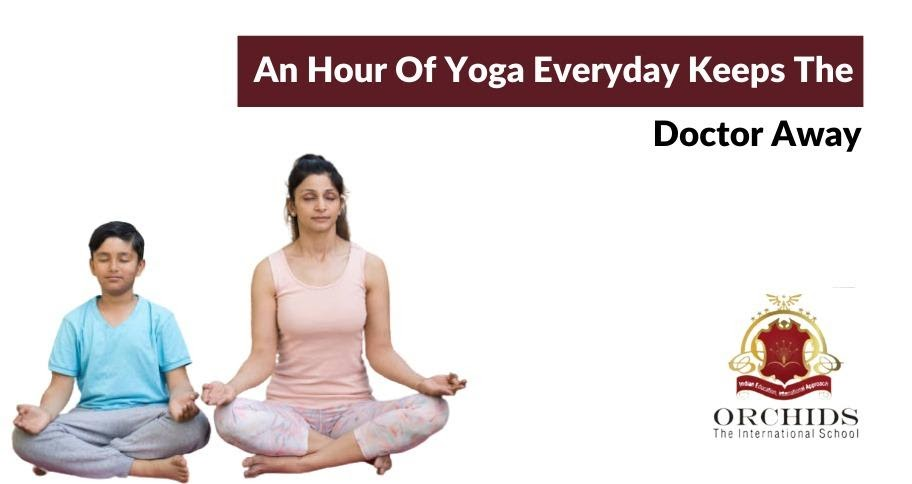 Teach The Benefits of Yoga To Your Kids, On This World Yoga Day