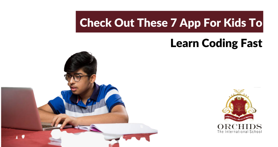 7 Apps For Teaching Children how to study Coding Skills