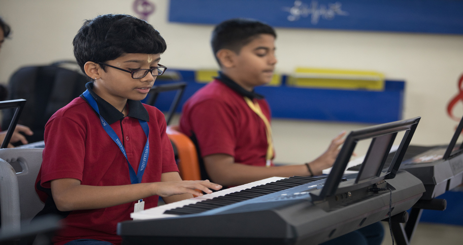 Students interest in music should be encouraged by teachers.