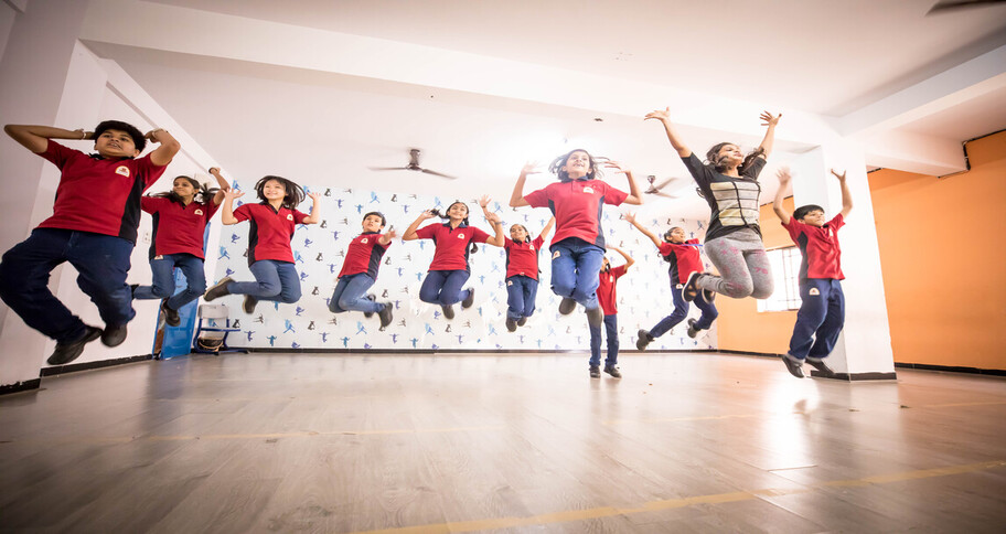 Students interested in dance should be given opportunities to showcase their talent.