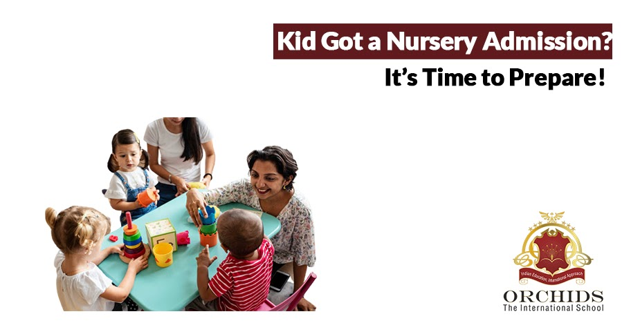 Nursery Admission FAQs for Kids and Parents