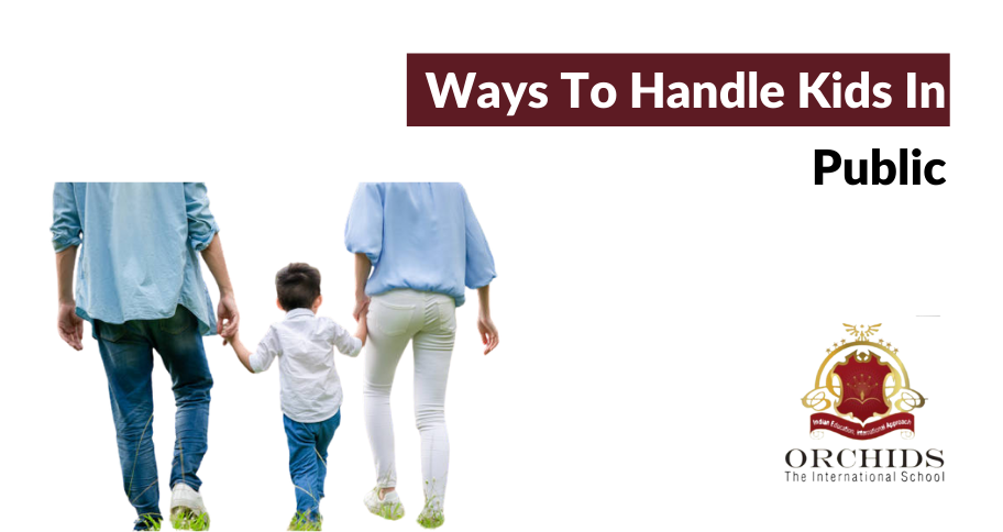 10 Tips for Handling Kids When Others are Around