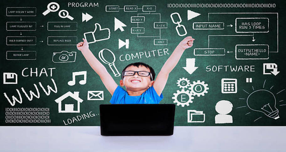 learn coding for kids is important for their future