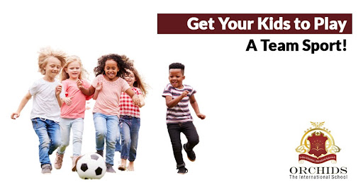 How Parents Can Help Children Participate in Team Sports