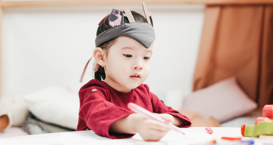 writing can be a gateway for a Child's Creativity
