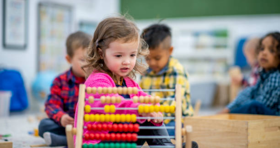 kids learn Benefits of Abacus