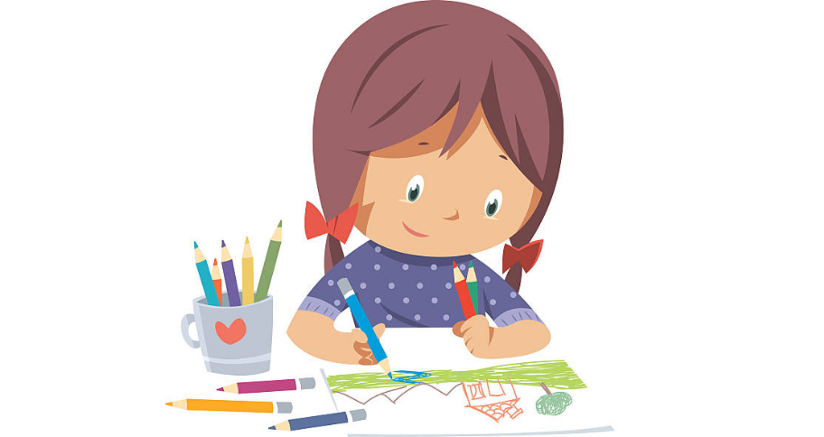 kids with adhd are often creative