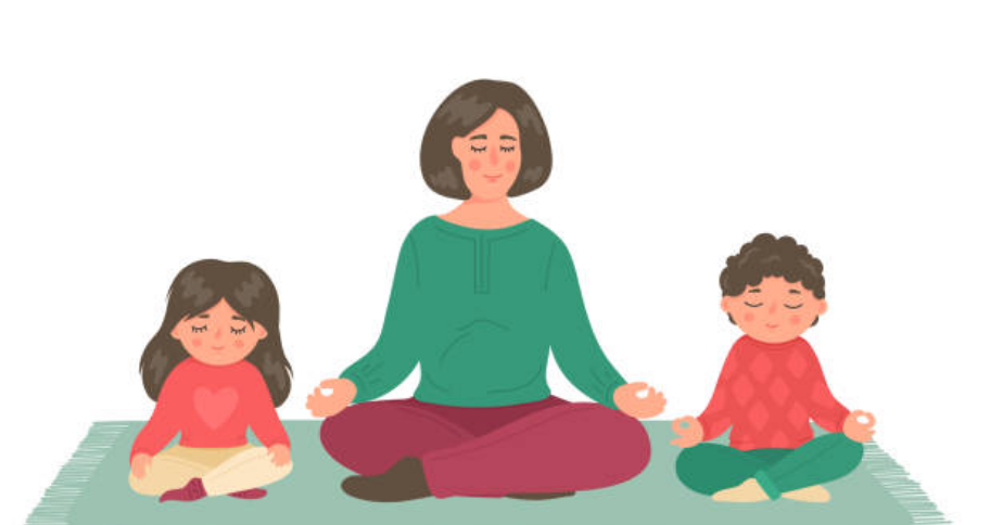 breathing exercises helps overcome fear of darkness in kids