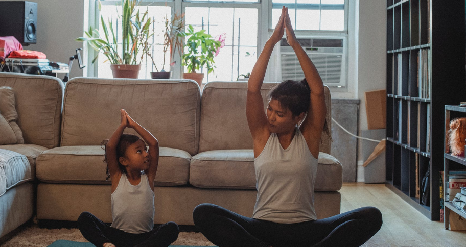 yoga as a solution when a child cannot focus on studies