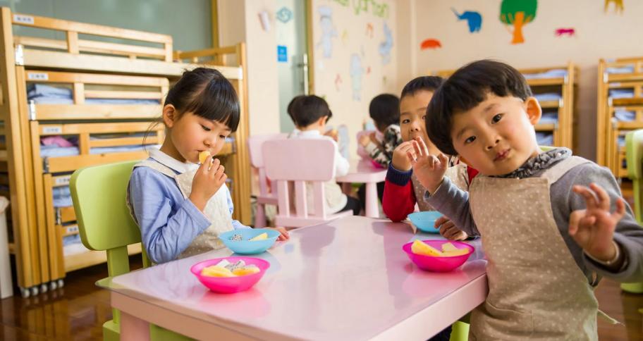 preschooler child development stages