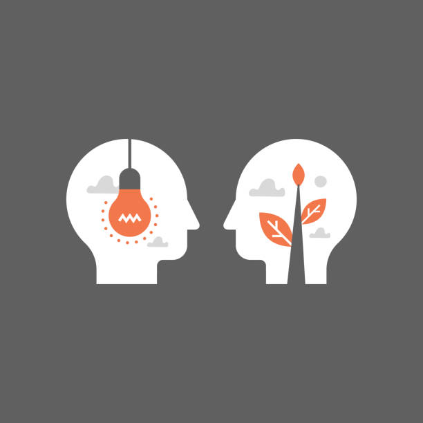 Mentorship concept, guidance and leadership, empathy and communication