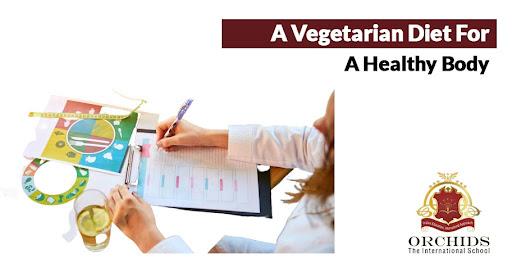 Is Your Child's Diet Plan Vegetarian?
