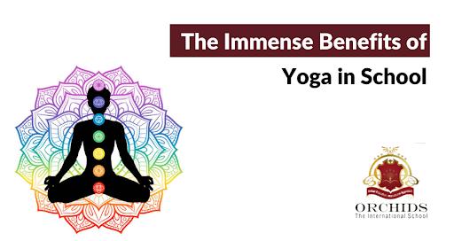 The Benefits of Yoga in School